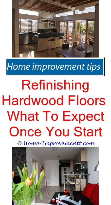 Refinishing Hardwood Floors What To Expect Once You Start Home