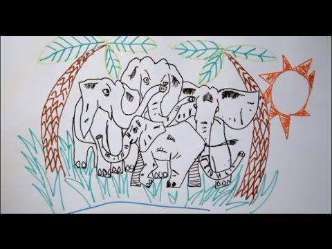 Draw My Life: Karen the Elephant