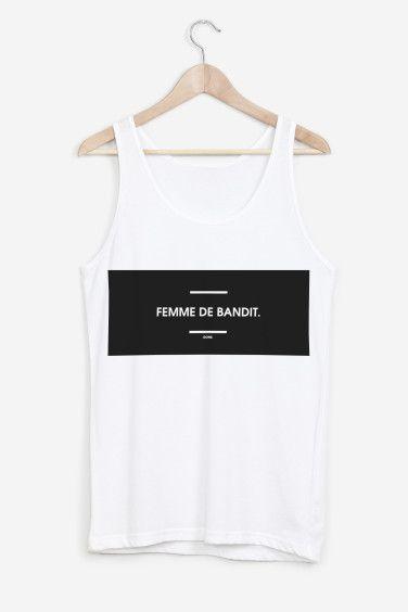 Femme De Bandit