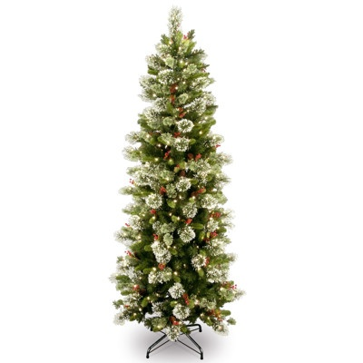 104 best Christmas Trees images on Pinterest | Artificial ...