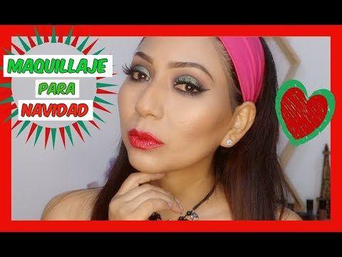 Hola chicas, como estan? subi un video nuevo sobre un maquillaje para navidad, la primera opcion de estas fechas tan lindas que es la Navida...