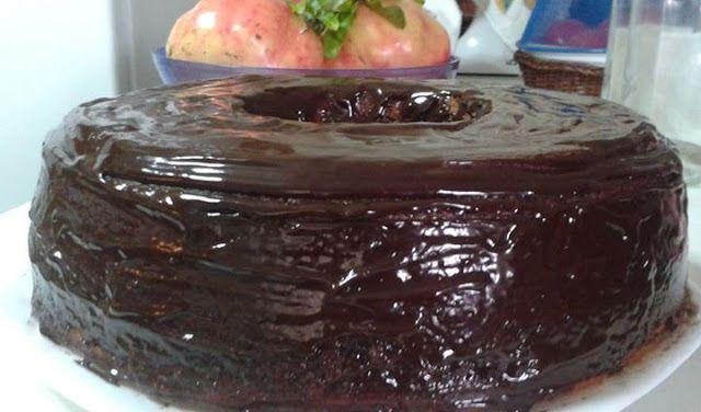 Αφράτο κέικ με μπανάνα & σοκολάτα!! ~ ΜΑΓΕΙΡΙΚΗ ΚΑΙ ΣΥΝΤΑΓΕΣ