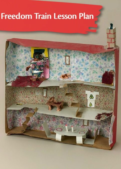 Using This Lesson Plan Activity In Your Classroom Students Collaborate To Create Dream Homes Of