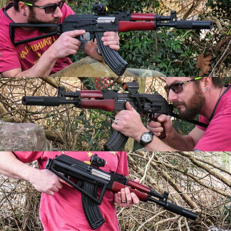848 отметок «Нравится», 8 комментариев — Atlanticfirearms.com (@atlanticfirearms) в Instagram: «DRACO AK47 RIFLE FOLDER W/ RED WOOD FURNITURE SET ON SALE! ONLY $999.00 #AKOPERATOR #AKFANATICS…»