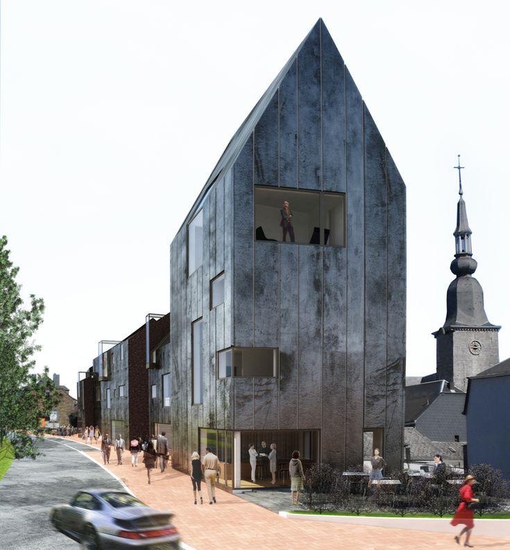 demogo: mixed use building
