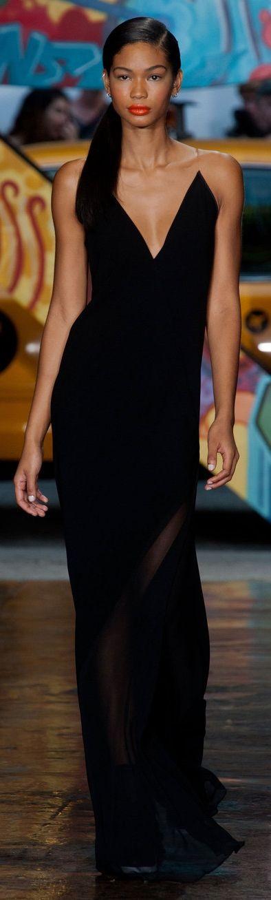 DKNY at NYFW Spring 2014
