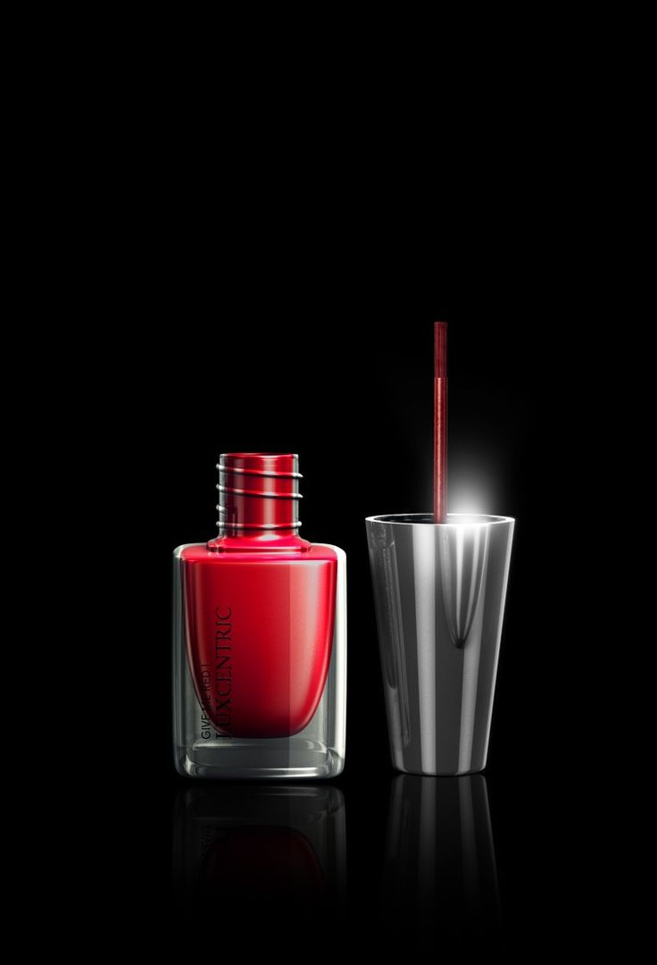 NAIL POLISH LUXCENTRIC Give Me Red