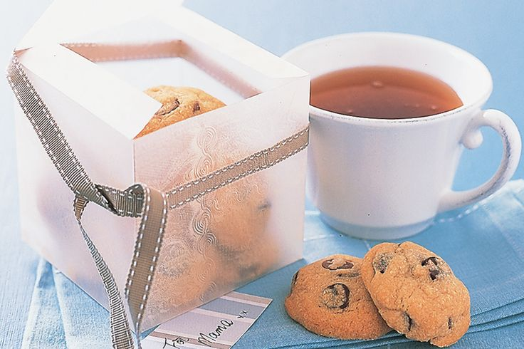 Keep a batch of these chocolate biscuits in your pantry to enjoy with afternoon tea.