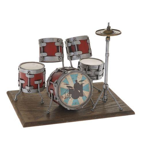 #Miniature #drum set #ClassicalStyle