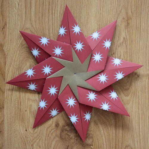 Carmen's Star - Craft set by Kalami, via Flickr