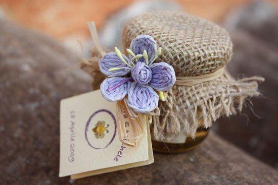 Il matrimonio country-chic: bouquet e bomboniere - Matrimonio .it : la guida alle nozze