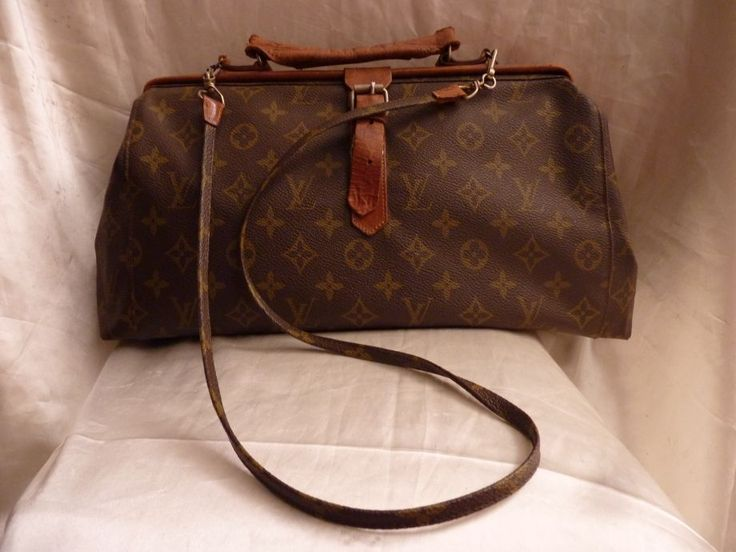 Louis Vuitton vintage çanta (1950'ler)