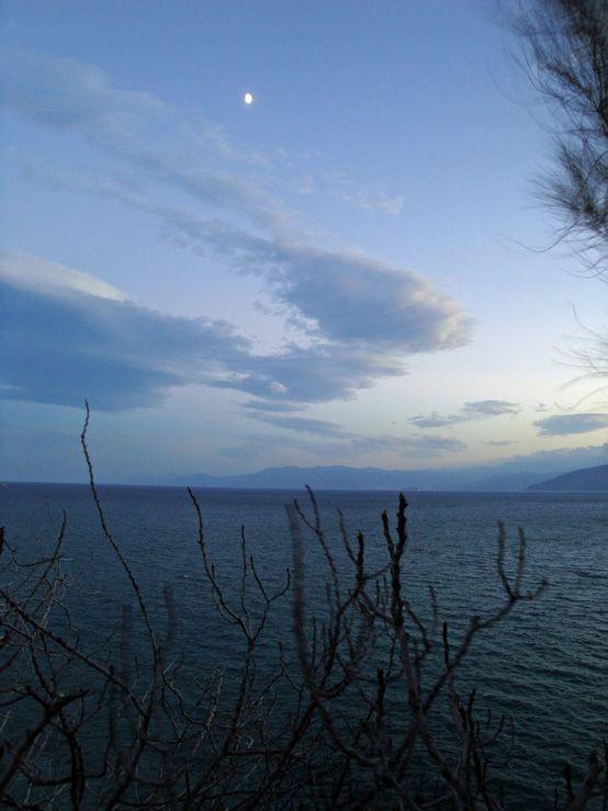 View of the #Argolic Gulf from #Akronafplia