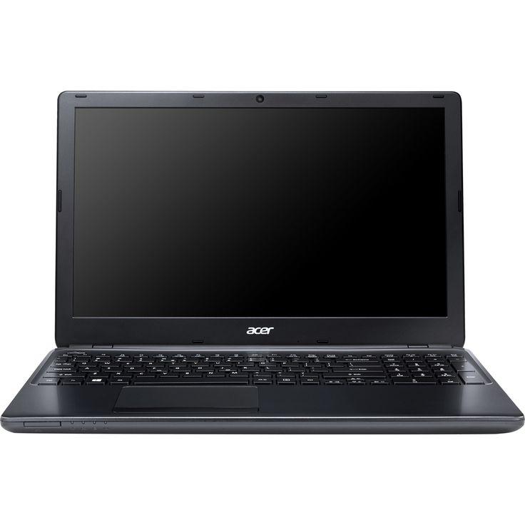 "Acer - Aspire 15.6"" Refurbished Laptop - Intel Celeron - 4GB Memory - 500GB Hard Drive - Black"