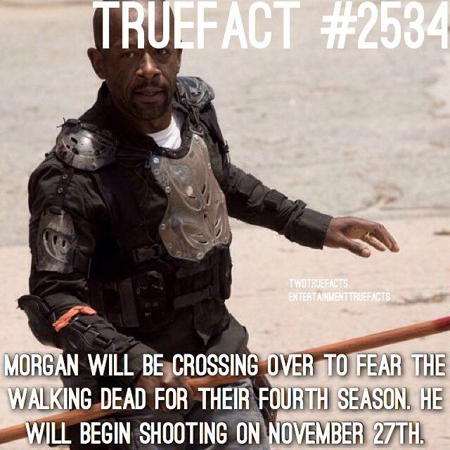 "6,707 Likes, 296 Comments - If I Posted It.. Its True. (@twdtruefacts_) on Instagram: ""Watched Talking Dead? Did they spoil Morgan's Death...!? #TWD #WalkingDead #TheWalkingDead"""