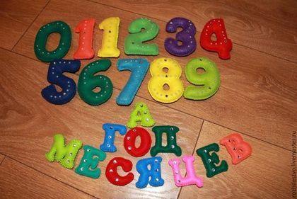 Интерьерные слова ручной работы. Ярмарка Мастеров - ручная работа. Купить Набор для фотосессии малыша. Handmade. Подарок на день рождения