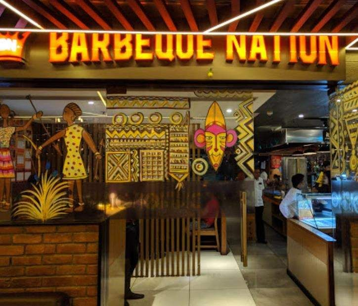 Barbeque Nation Is An Indian Restaurant Chain Owned By Barbeque Nation Hospitality Ltd Barbeque Nation Barbeque Barbeque Restaurants