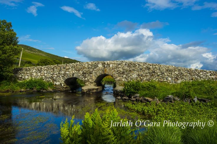 The Quiet Man bridge Connemara