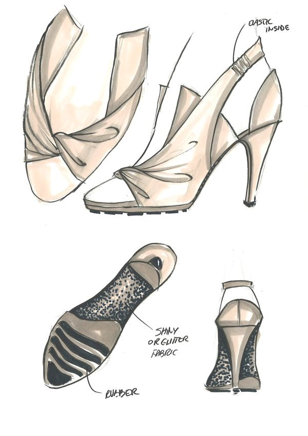 SHOE DESIGN PROJECT on Behance