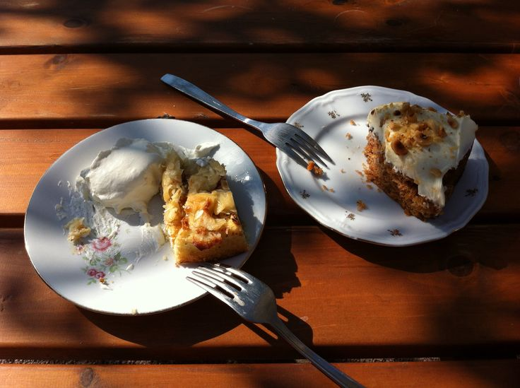 Sweet in the sun in Sweden. #food