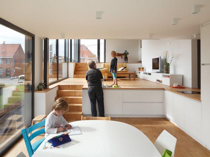 Archidat Architectuur - projecten - Passief huis - ?type=Projecten