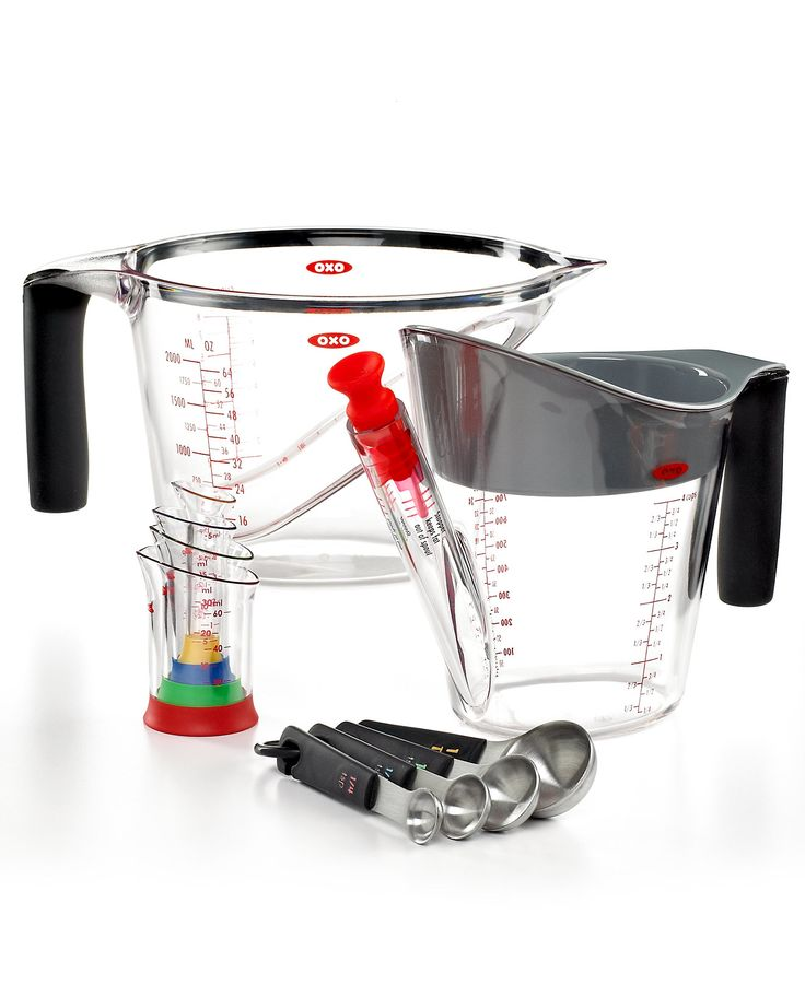 OXO Measuring Tools - Measuring Tools - Kitchen - Macy's