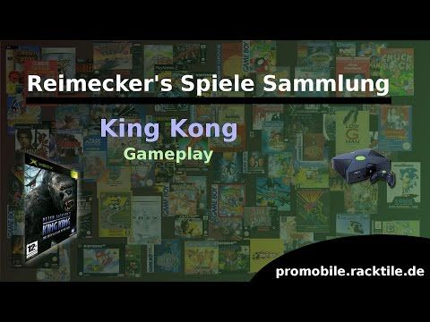 Reimecker's Spiele Sammlung : King Kong