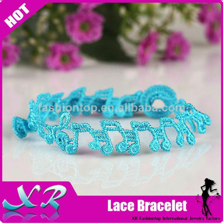 new lovely lace bracelet fashion handmade cruciani lace bracelets