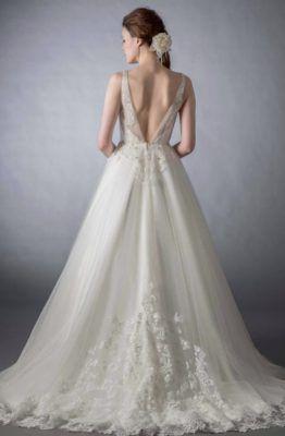 Wedding Dress Inspiration - Saison Blanche Couture