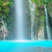 colorist waterfall