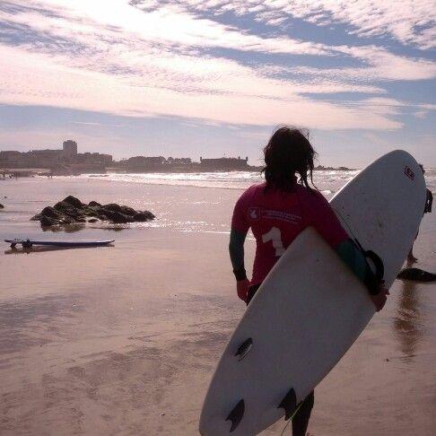 Matosinhos surf #fishsurfschool www.fishsurfschool.com