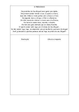 435 best sala de aula images on pinterest homeschool kid poemas problemas fandeluxe Gallery