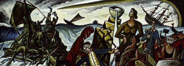 Surviving History – Collection | Christchurch Art Gallery Te Puna O Waiwhetu