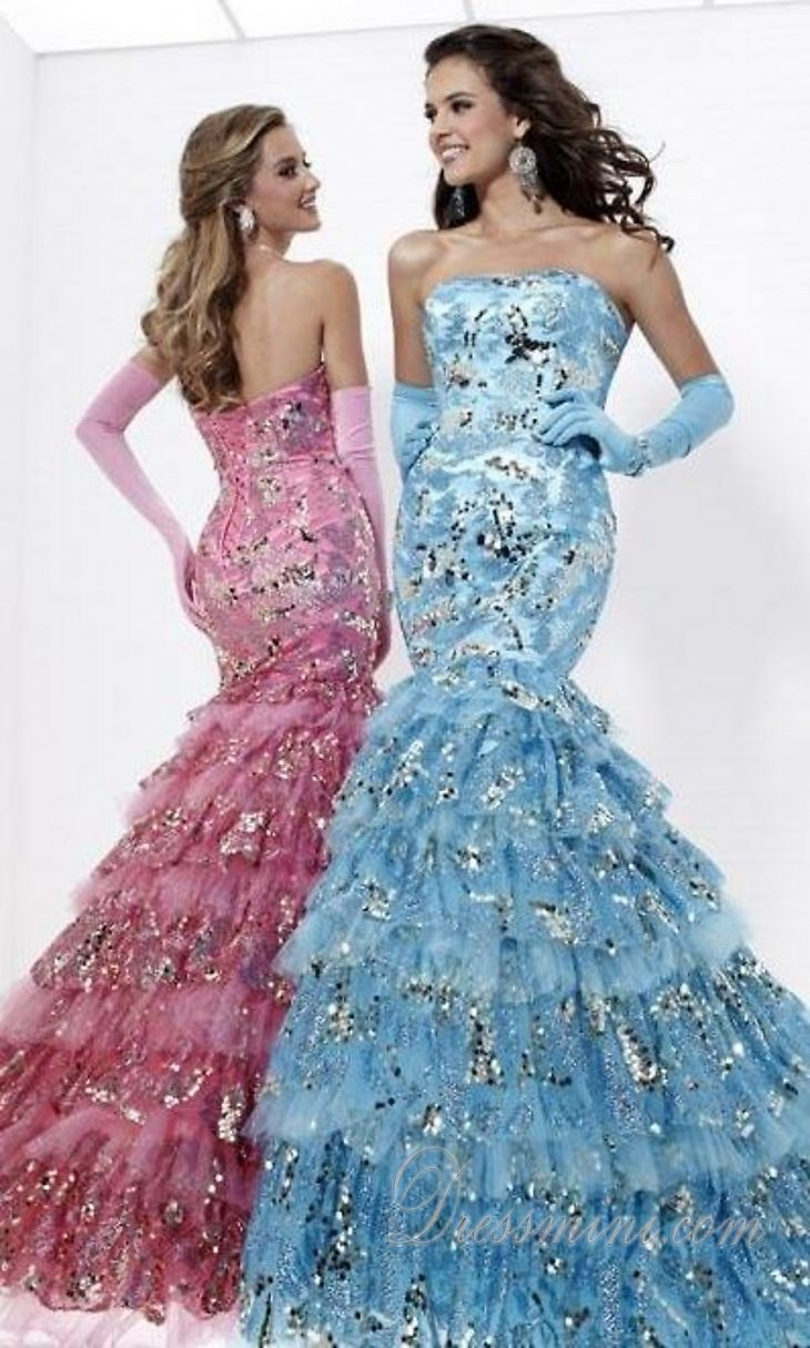 17 Best Images About Mermaid Gowns On Pinterest Beaded