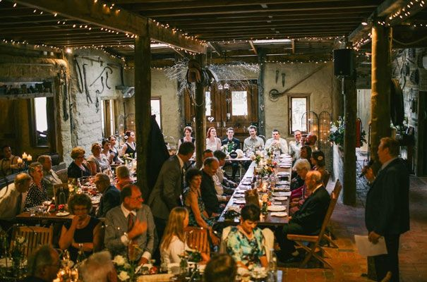 Give a sense of the scope of the gathering jessica-tremp-retro-wedding-quirky-styling-inspiration44