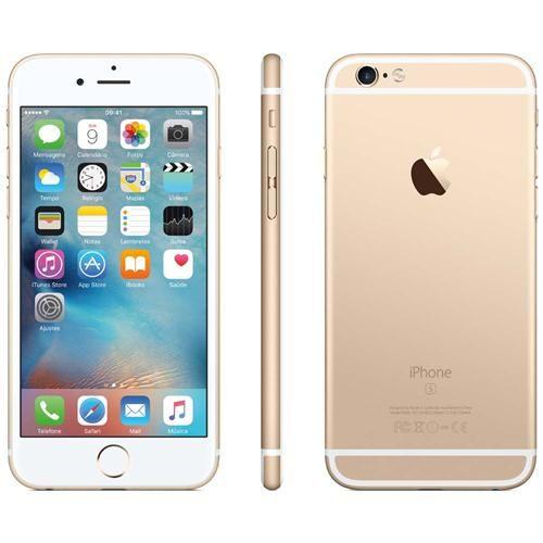 Ponto Frio iPhone 6s Apple 128GB Dourado R$ 4.049,55 em 1x Cartão P. Frio ou R$ 4.049,10 em 10x Sem Juros