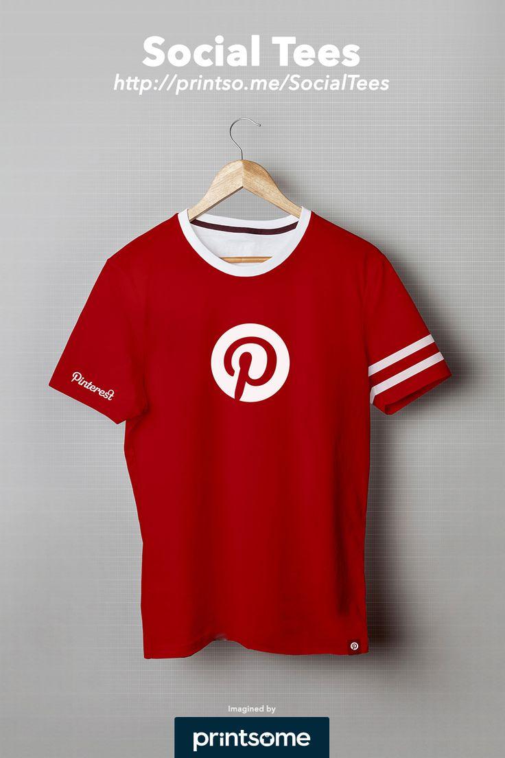 Social Tees: Social Network T-shirts #SocialMedia #Tshirts #Fashion #Pinterest