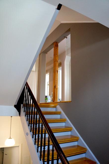 Beige/warmgrey @ Staircase   Farbgestaltung Treppenhaus.  FarbgestaltungAltbautenEinrichten ...