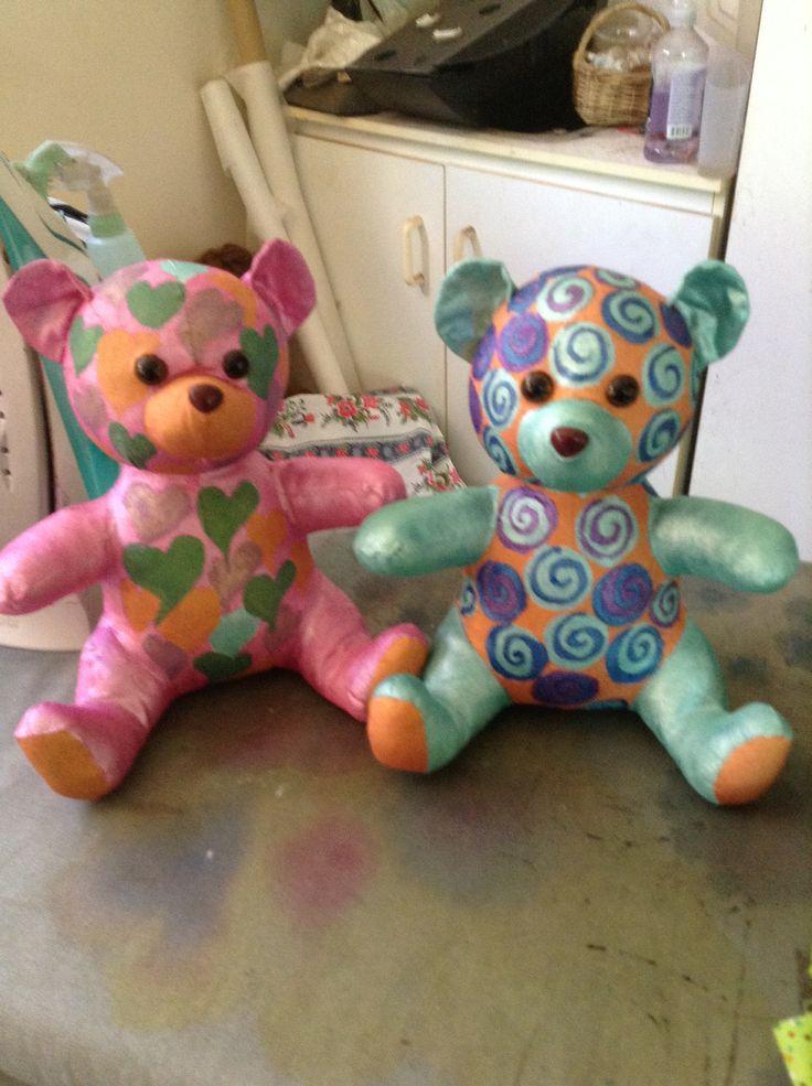 Painted Bears