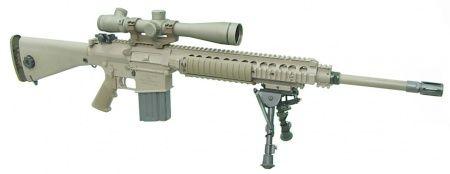 Knight's Armament SR-25 - 7.62x51mm