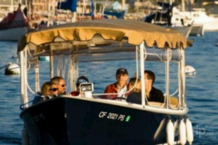 Duffy Boat Ride Newport Beach Ca