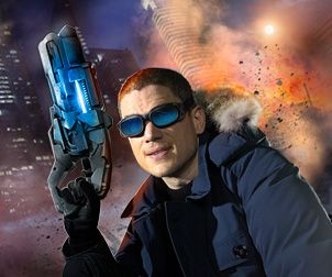 DC's Legends of Tomorrow Video - First Look: DC's Legends of Tomorrow | Watch Online Free
