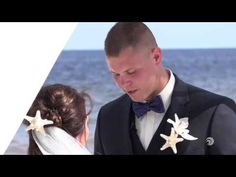 """Destiny and Dylan won the """"My Royal Wedding at Moon Palace"""" contest. Follow their story and see what it's like to get married in Cancun's top resort, Moon Palace Cancun #DreamArtPhotography"""