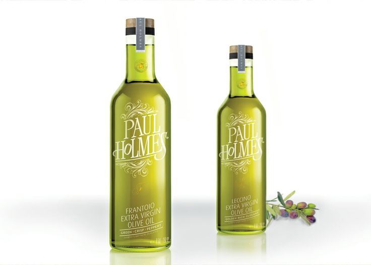 The two different kind of the finest Olive Oil