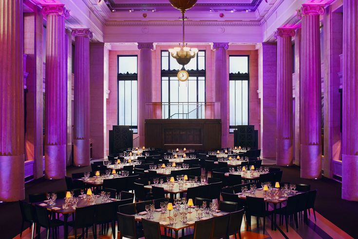 Corporate Events Space & Venue in the City, London