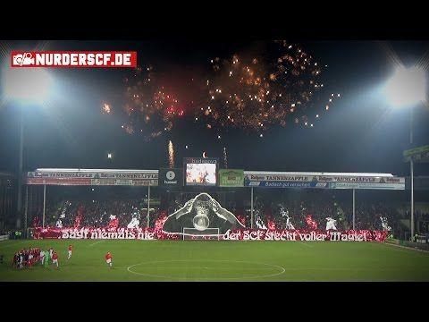 SC Freiburg – FC Bayern München // Magie – Choreo (Feuerwerk)  Video von der Choreografie und dem Feuerwerk von Corrillo beim Heimspiel gegen den FC Bayern München. Homepage: http://www.nur-der-scf.de  SC Freiburg – FC Bayern München // Magie – Choreo (Feuerwerk)