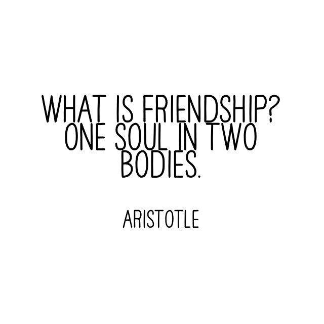 15 Classic Friendship Quotes