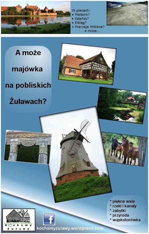 Majówka na Żuławach :)