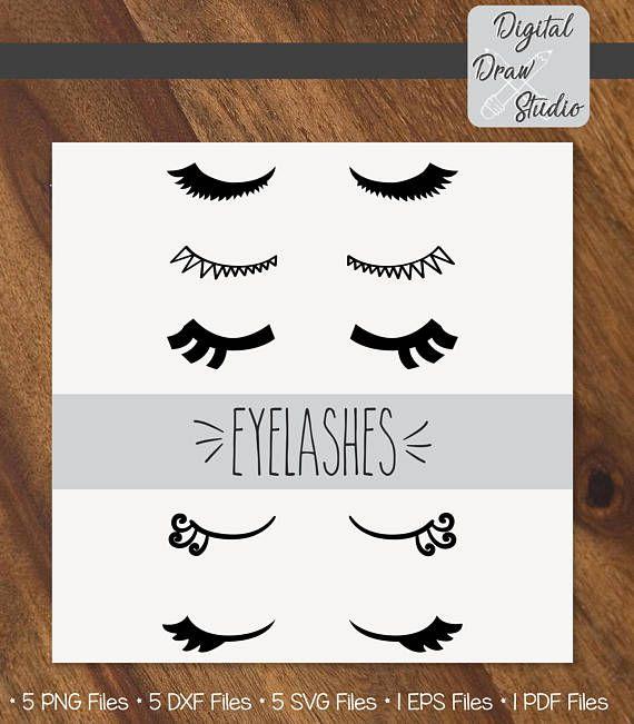 5 Black Eyelashes Clipart Hand Drawn Girl Eyes Illustration Etsy How To Draw Hands Clip Art Eye Illustration