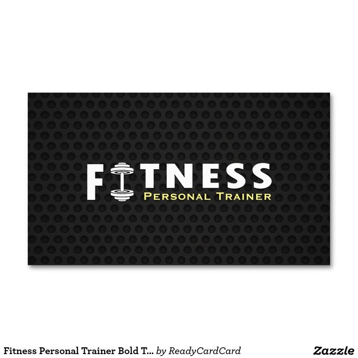 479 best Fitness Business Cards ideas images on Pinterest | Texts ...
